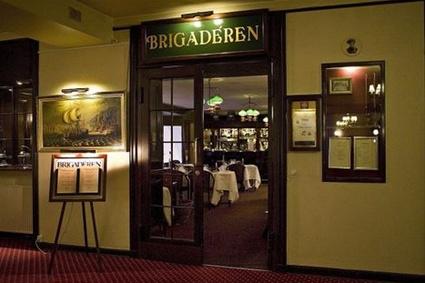 Vind en aften på Restaurant Brigadéren!