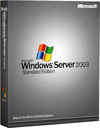 Windows Server 2003 support ophør